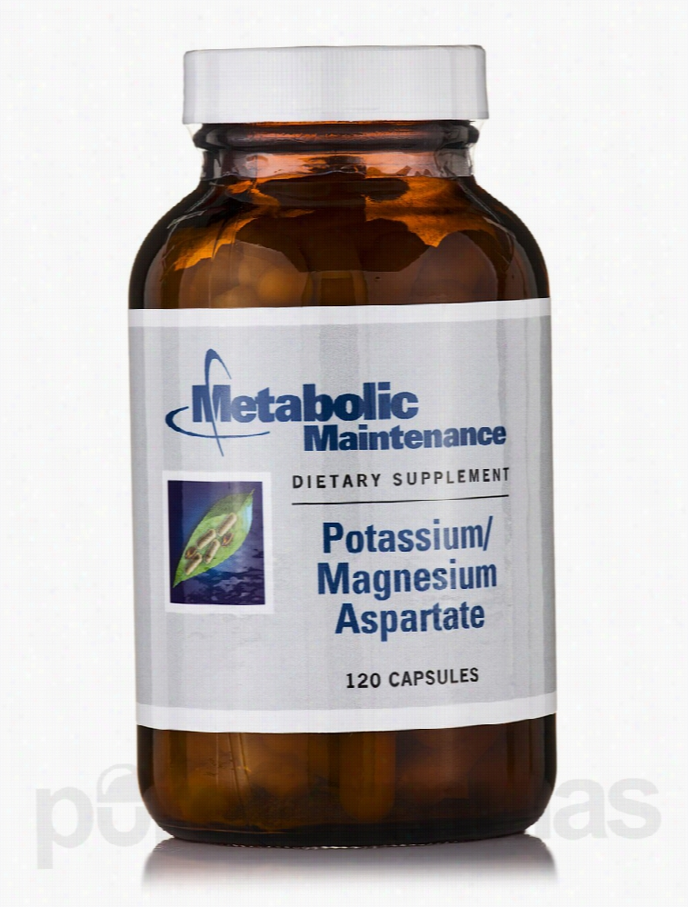 Metabolic Maintenance Cardiovascular Support - Potassium/Magnesium