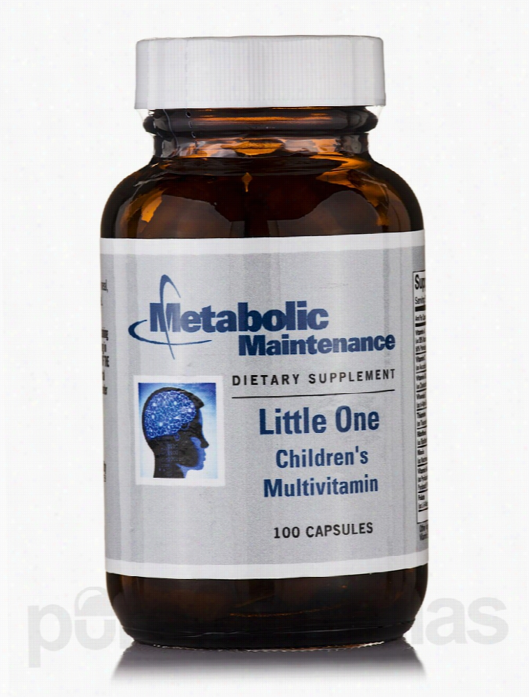 Metabolic Maintenance Children's Formulas - Little One Children's