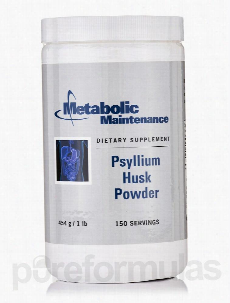 Metabolic Maintenance Gastrointestinal/Digestive - Psyllium Husk