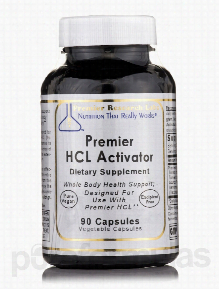 Premier Research Labs Cellular Support - Premier HCL Activator - 90
