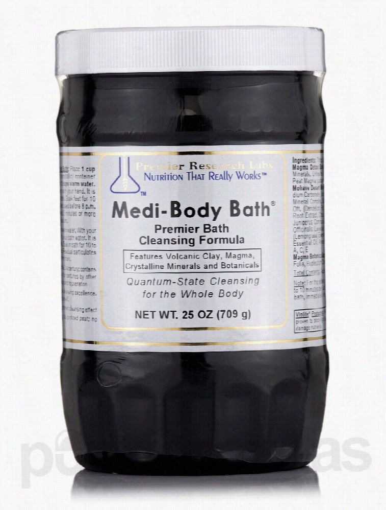 Premier Research Labs Skin Care - Medi-Body Bath - 24 oz (675 Grams)