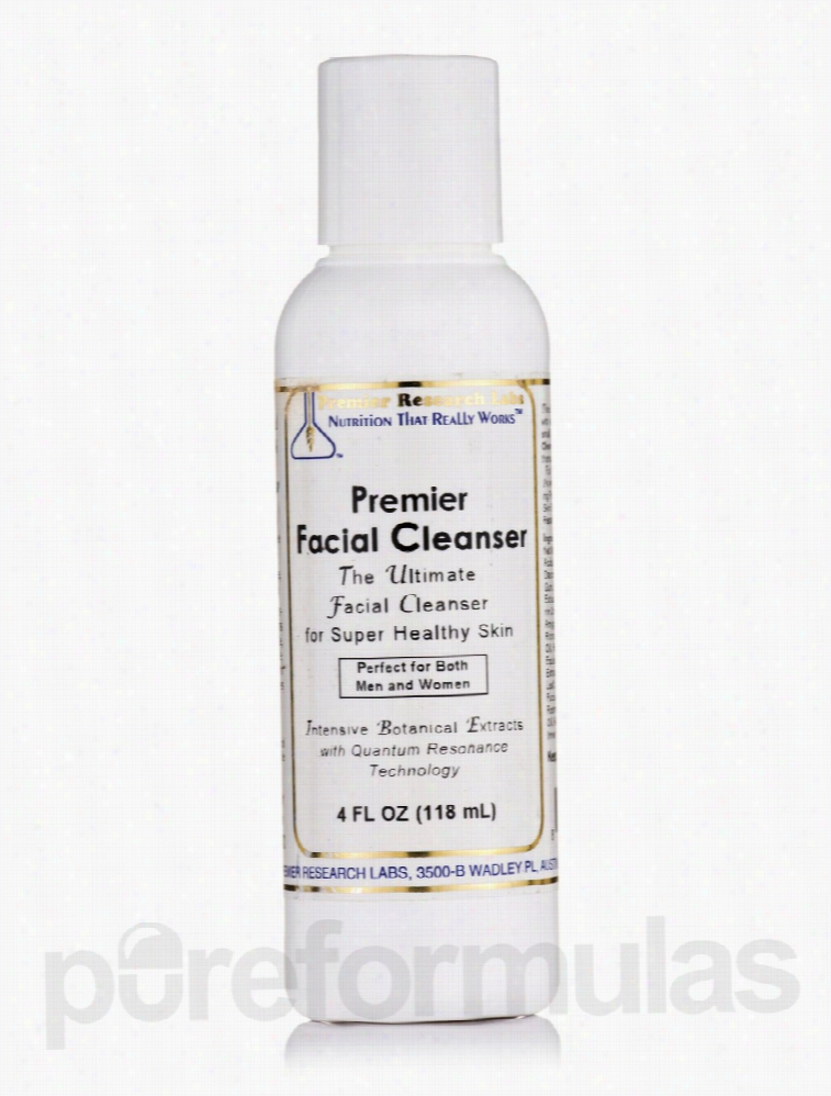 Premier Research Labs Skin Care - Premier Facial Cleanser - 4 fl. oz