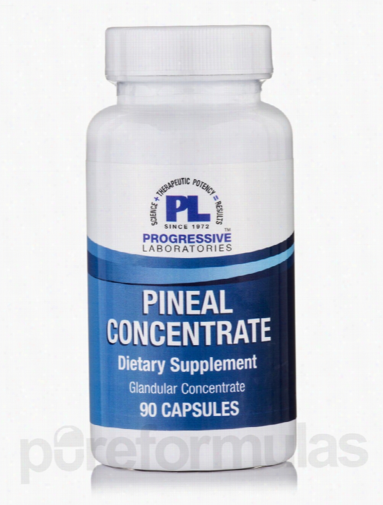 Progressive Labs Hormone/Glandular Support - Pineal Concentrate - 90