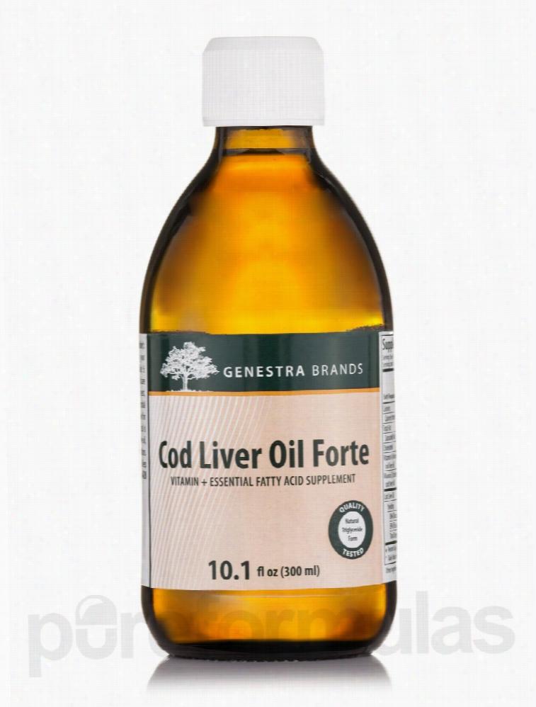 Seroyal Cardiovascular Support - Cod Liver Oil Forte - 10.1 fl. oz