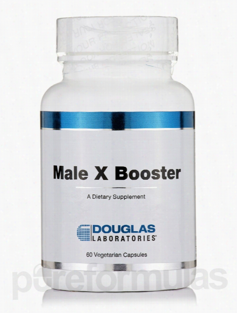 Douglas Laboratories Cellular Support - Male X Booster - 60 Vegetarian