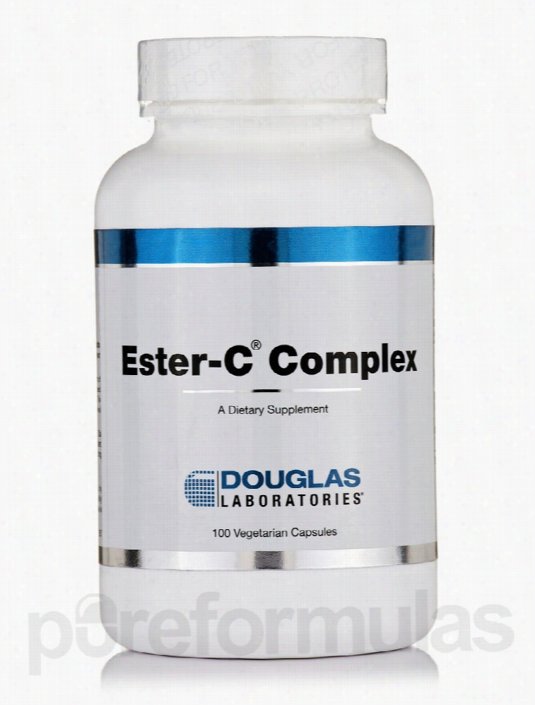 Douglas Laboratories Immune Support - Ester-C Complex - 100