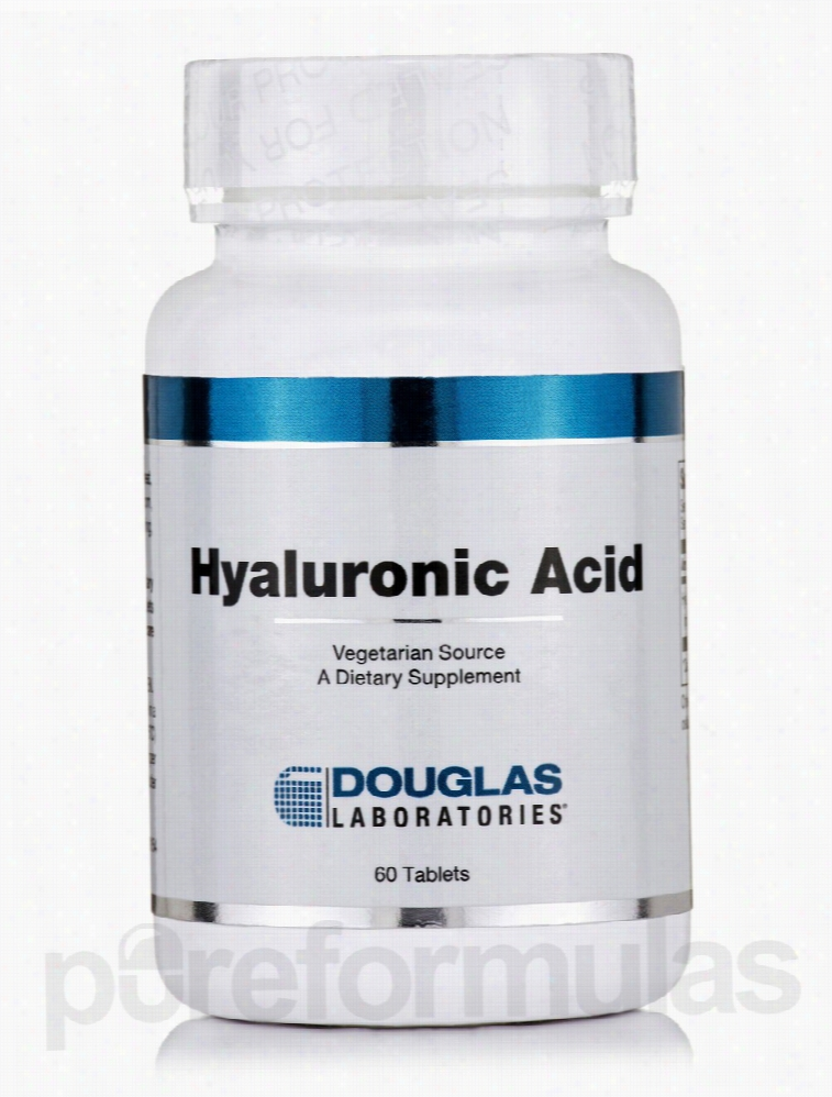 Douglas Laboratories Joint Support - Hyaluronic Acid - 60 Tablets
