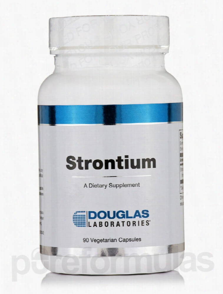 Douglas Laboratories Joint Support - Strontium - 90 Vegetarian