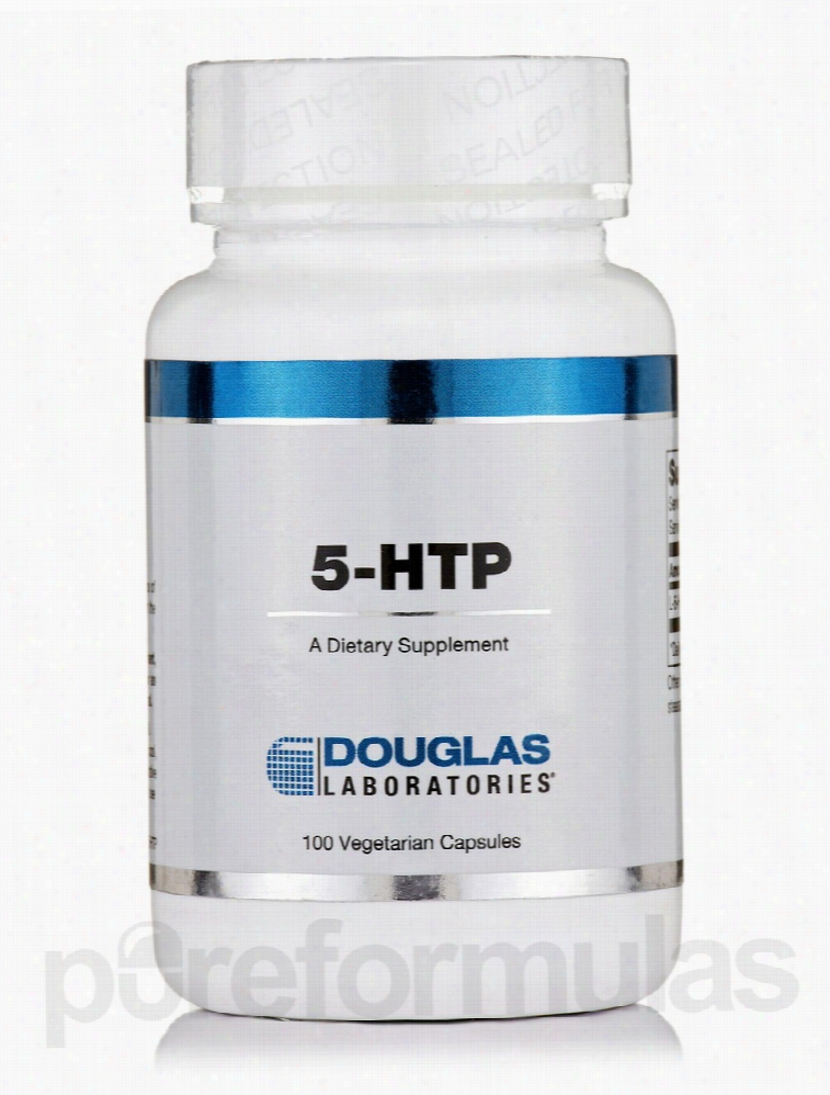 Douglas Laboratories Memory/Cognitive Support - 5-HTP - 100 Vegetarian
