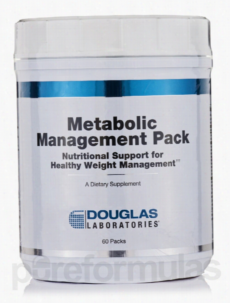 Douglas Laboratories Metabolic Support - Metabolic Management - 60