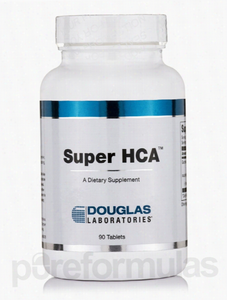 Douglas Laboratories Metabolic Support - Super HCA - 90 Tablets
