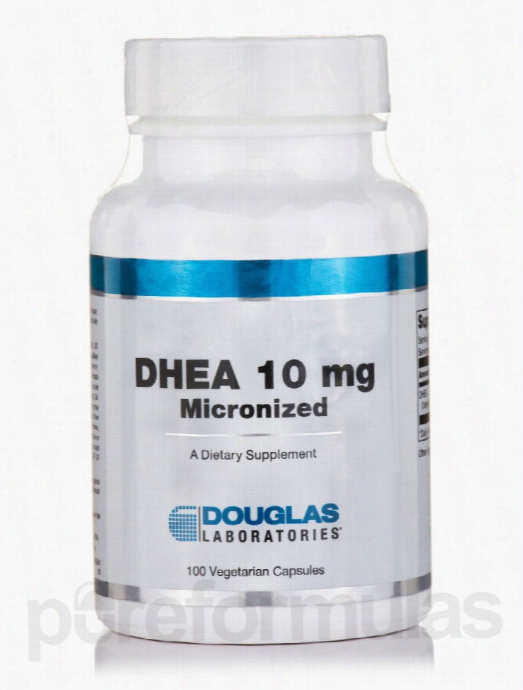 Douglas Laboratories Nervous System Support - DHEA 10 mg (Micronized)