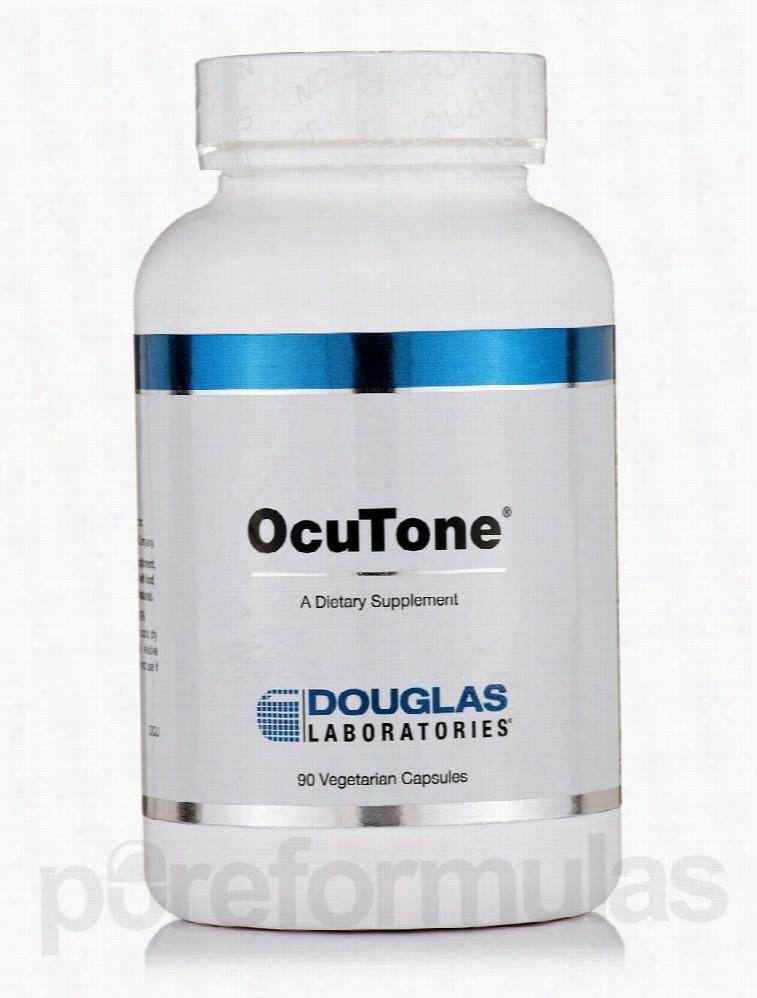 Douglas Laboratories Ocular Health - OcuTone - 90 Vegetarian Capsules