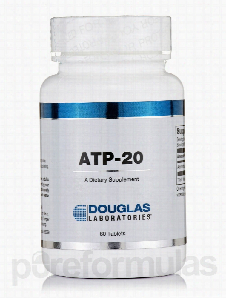 Douglas Laboratories Physical Fitness - ATP-20 - 60 Tablets