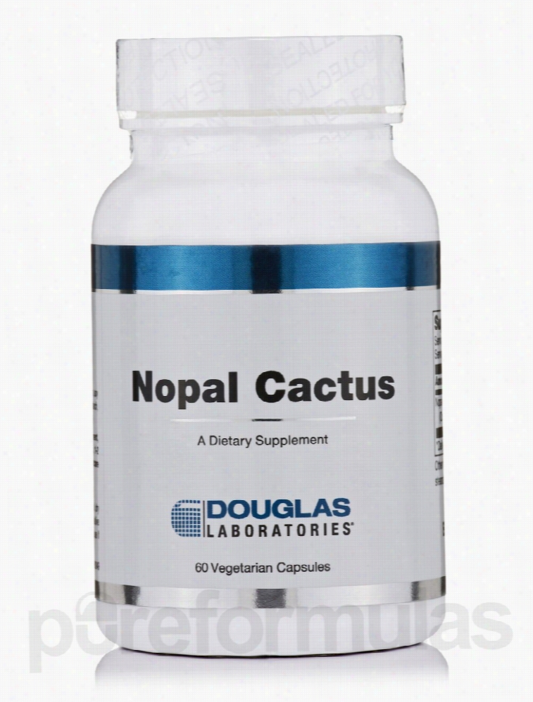 Douglas Laboratories Weight Management - Nopal Cactus - 60 Vegetarian