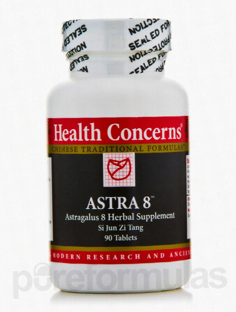 Health Concerns Herbals/Herbal Extracts - Astra 8 - 90 Tablets