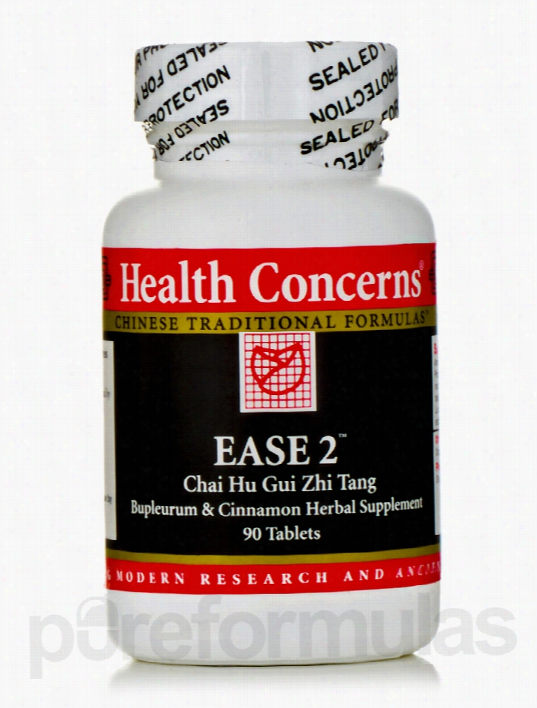 Health Concerns Herbals/Herbal Extracts - Ease 2 - 90 Tablets