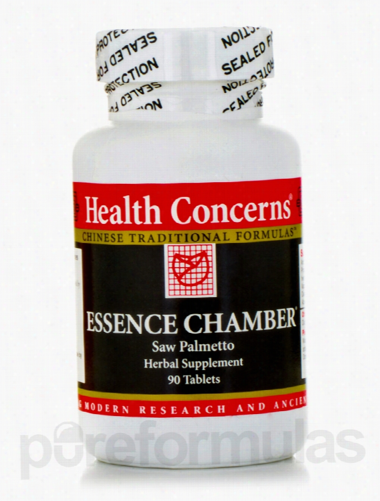 health Concerns Herbals/Herbal Extracts - Essence Chamber - 90 Tablets