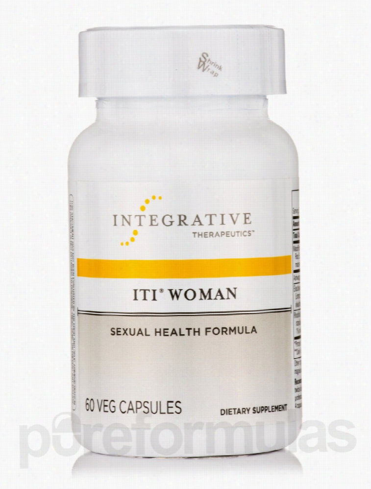 Integrative Therapeutics Herbals/Herbal Extracts - ITI Woman - 60
