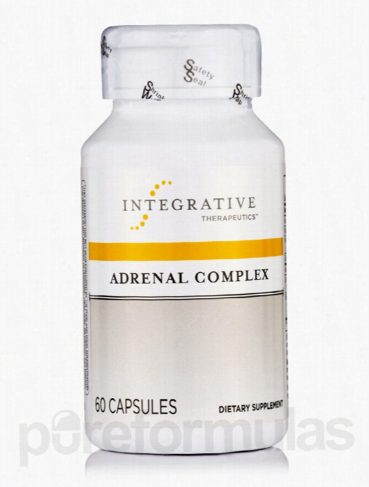 Integrative Therapeutics Hormone/Glandular Support - Adrenal Complex -