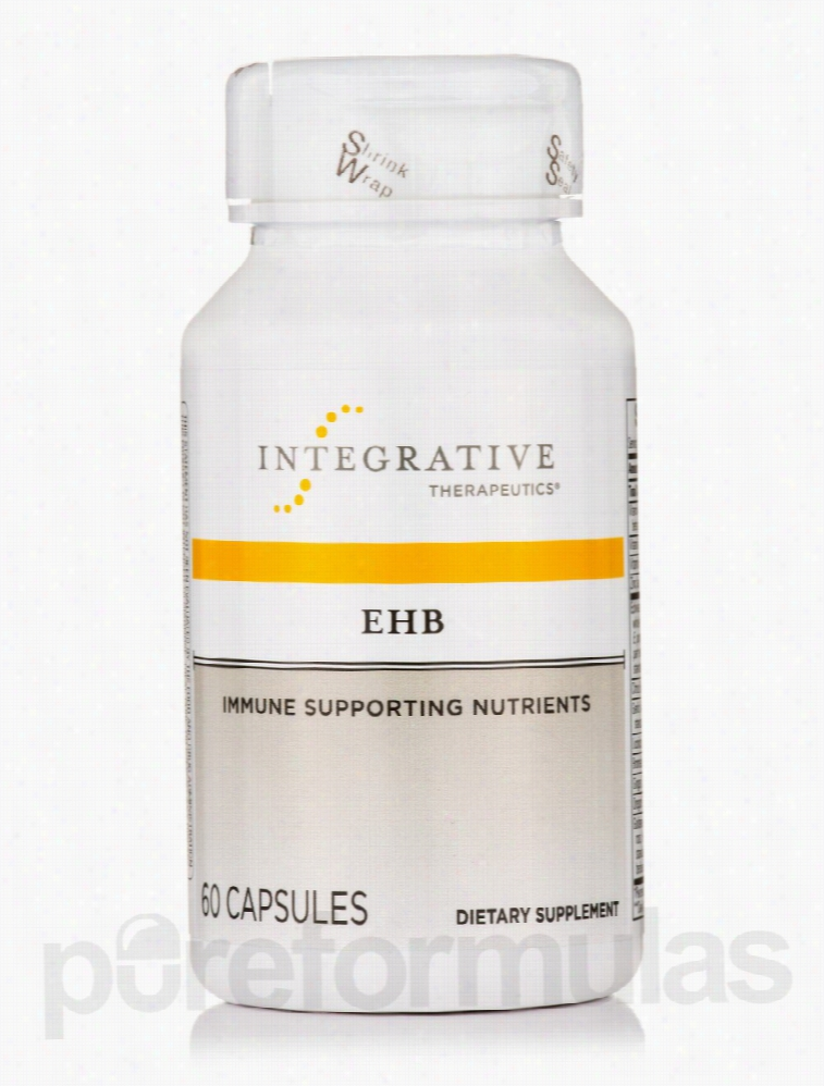 Integrative Therapeutics Immune Support - EHB - 60 Capsules