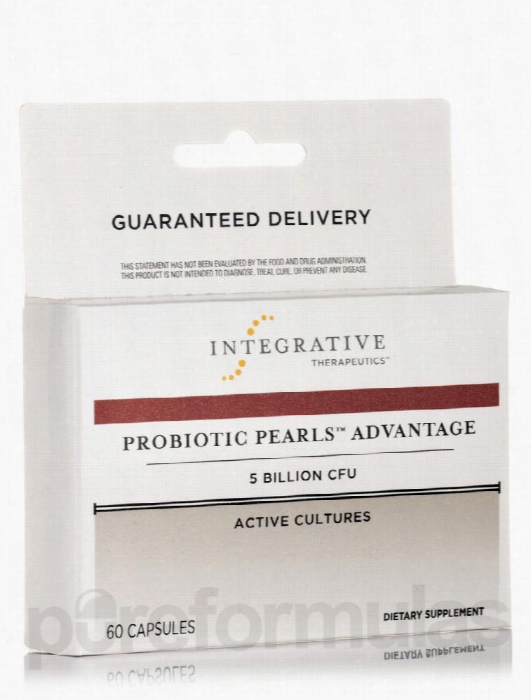 Integrative Therapeutics Immune Support - Probiotic Pearls
