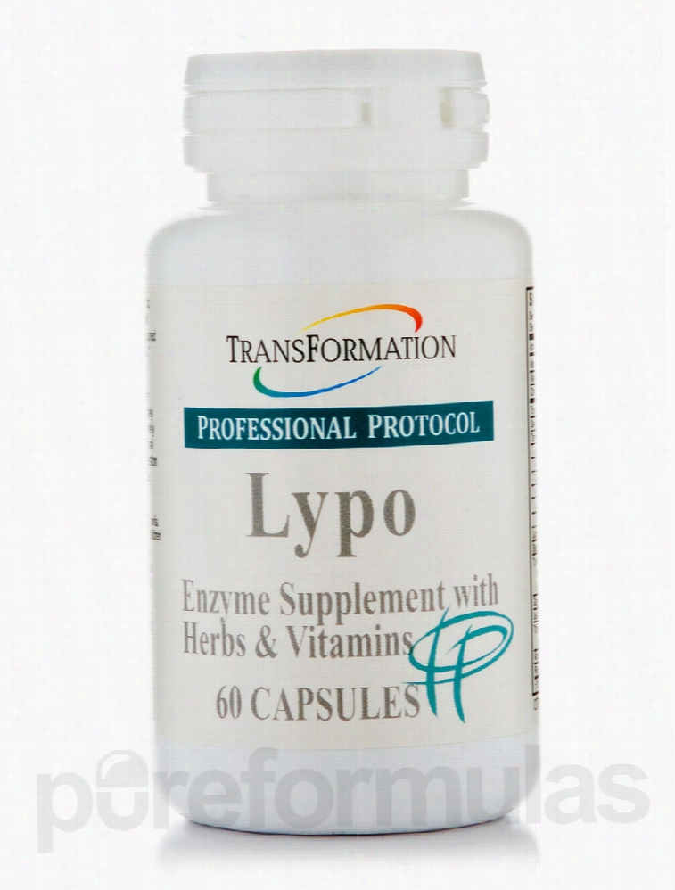 transformation Enzyme Corporation Cardiovascular Support - Lypo - 60
