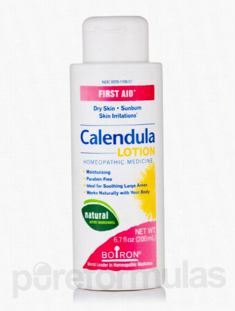 Boiron Homeopathic Remedies - Calendula Lotion (First Aid) - 6.7 fl.