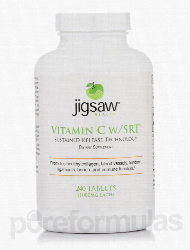 Jigsaw Health Cardiovascular Support - Vitamin C with SRT 1000 mg -