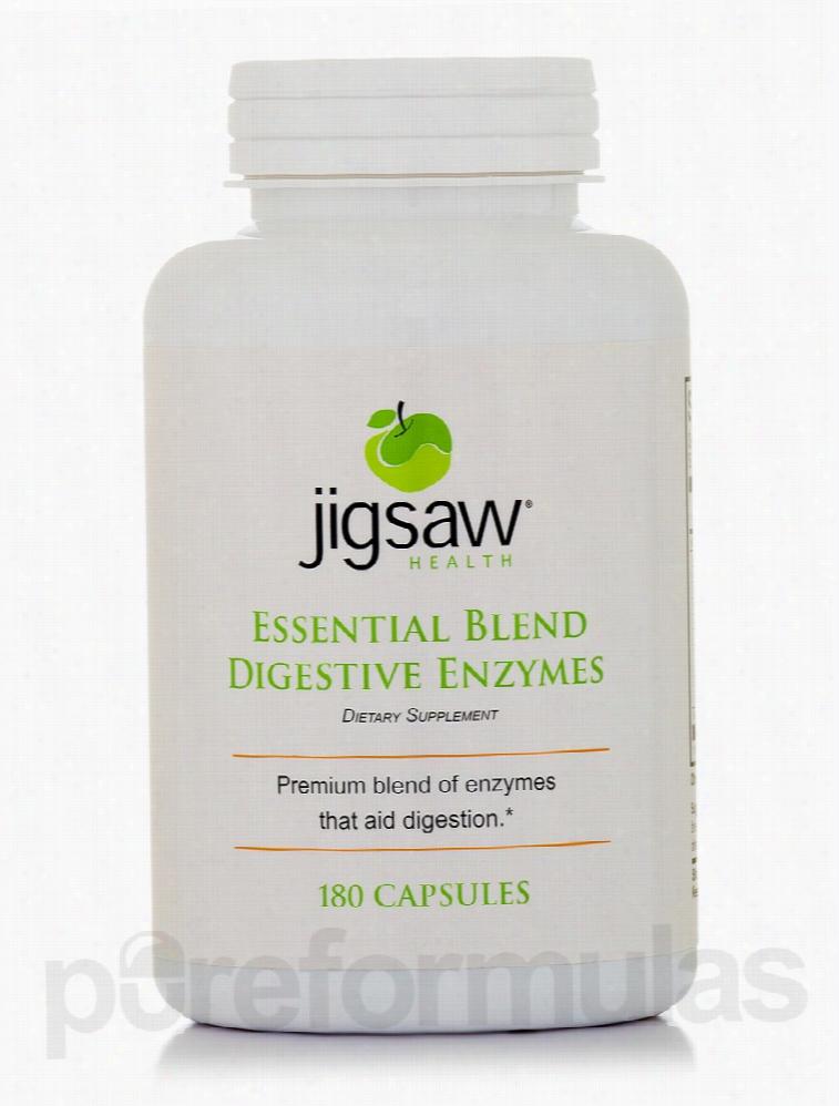 Jigsaw Health Gastrointestinal/Digestive - Essential Blend Digestive
