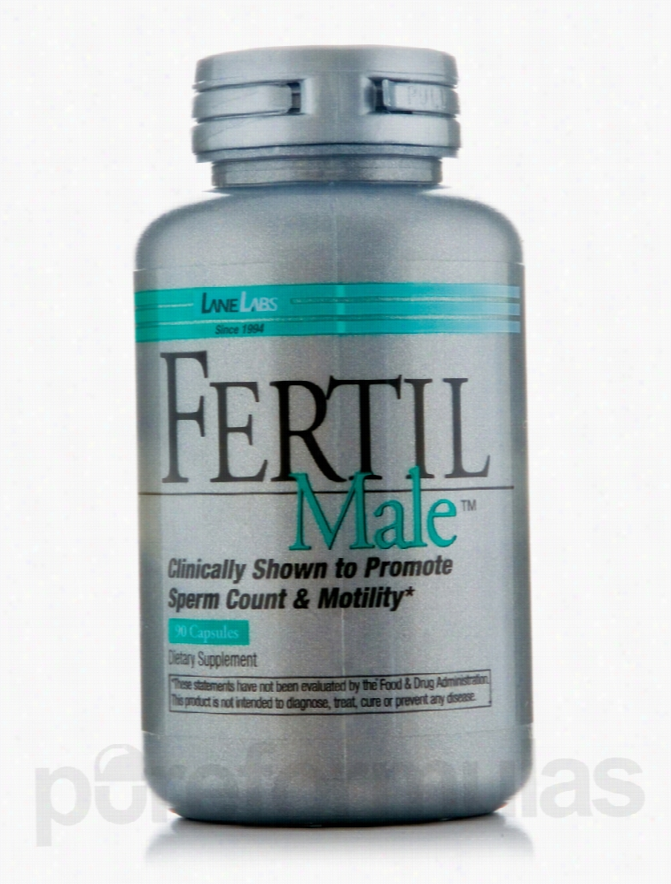 Lane Labs Men's Health - Fertil Male - 90 Capsules