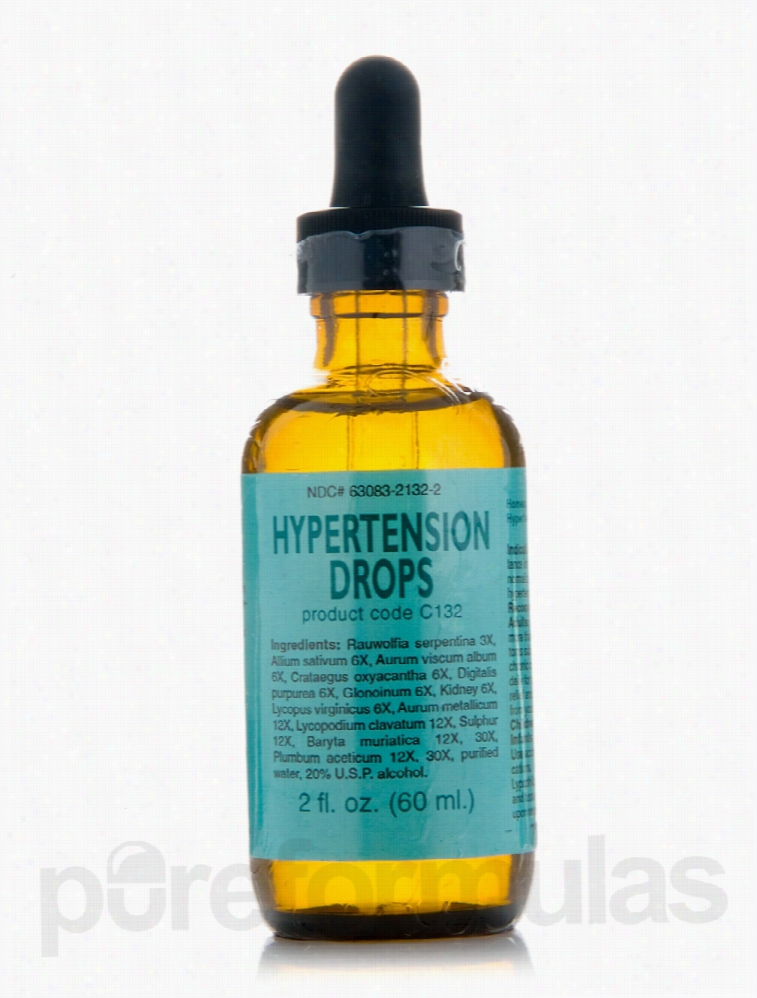 Professional Formulas Cardiovascular Support - Hypertension Drops - 2