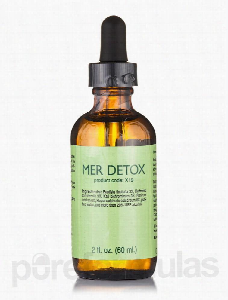Professional Formulas Detoxification - Mer Detox - 2 fl. oz (60 ml)
