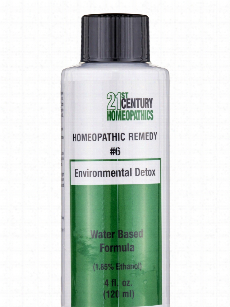Biotics Research Detoxification - Environmental Detox - 4 fl. oz (120