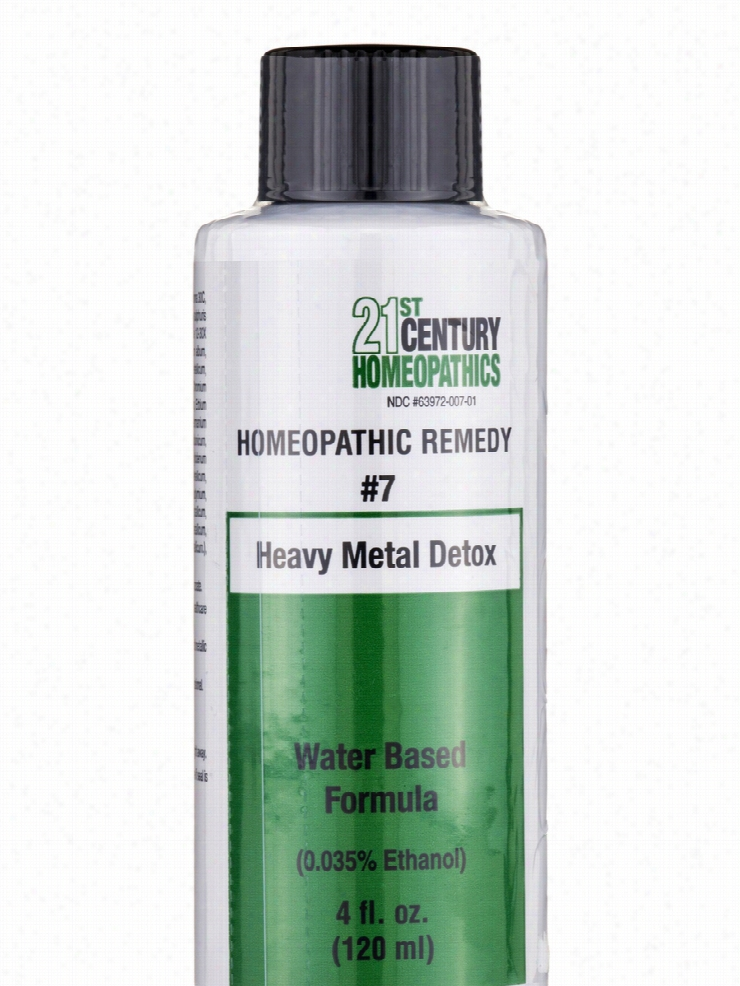 Biotics Research Detoxification - Heavy Metal Detox - 4 fl. oz (120