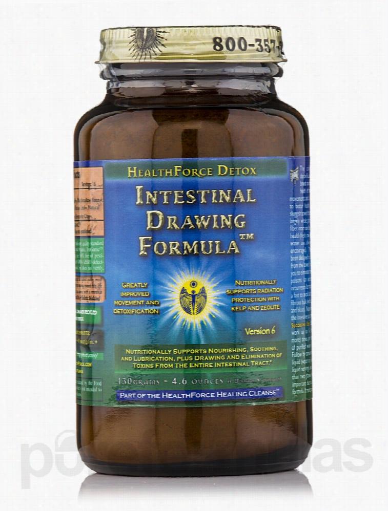 HealthForce Nutritionals Detoxification - Intestinal Drawing