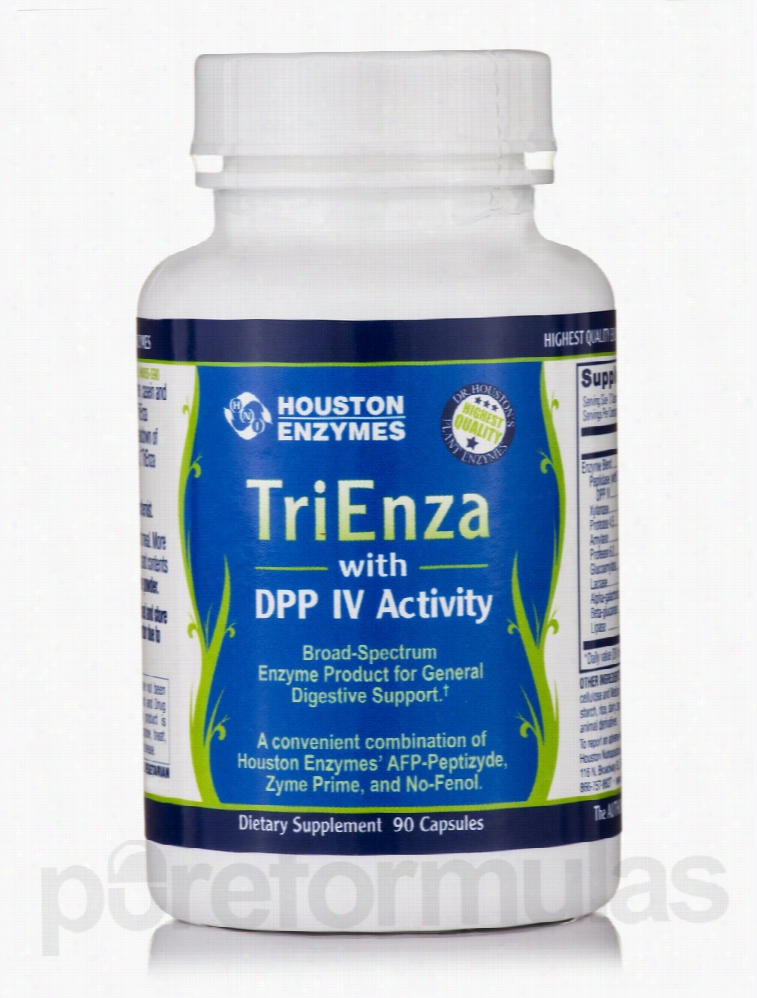Houston Enzymes Gastrointestinal/Digestive - TriEnza with DPP IV