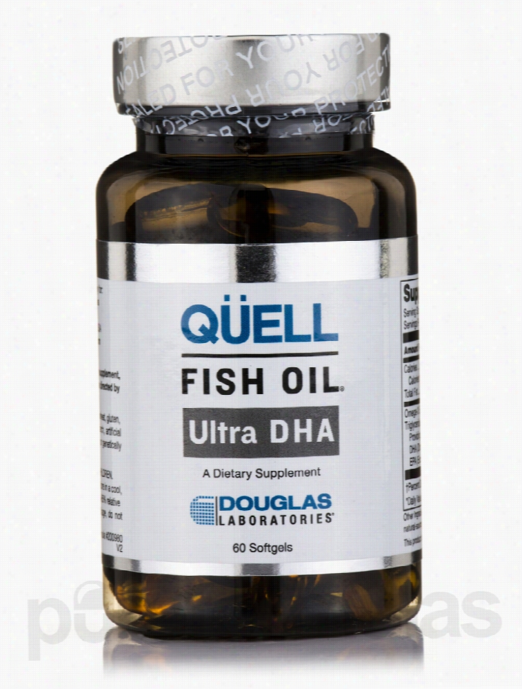 Douglas Laboratories Cardiovascular Support - Quell Fish Oil Ultra