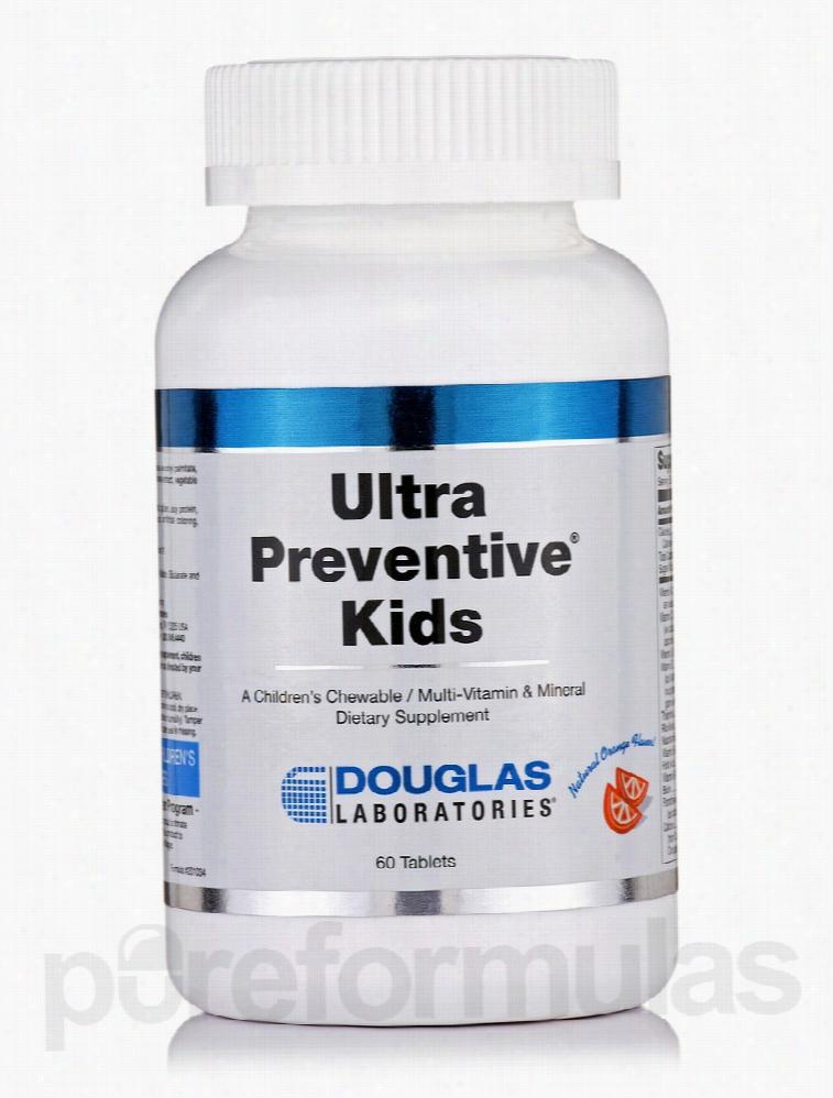 Douglas Laboratories Children's Formulas - Ultra Preventive Kids
