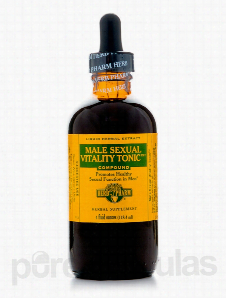 Herb Pharm Herbals/Herbal Extracts - Male Sexual Vitality Tonic
