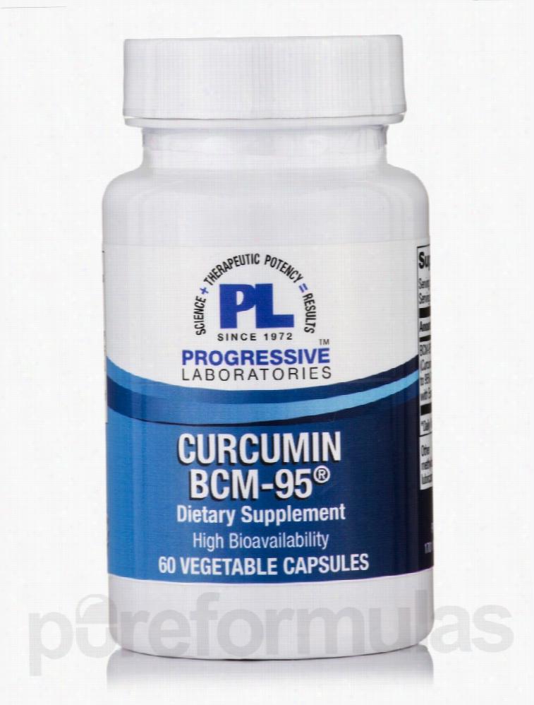 Progressive Labs Cardiovascular Support - Curcumin BCM-95 - 60