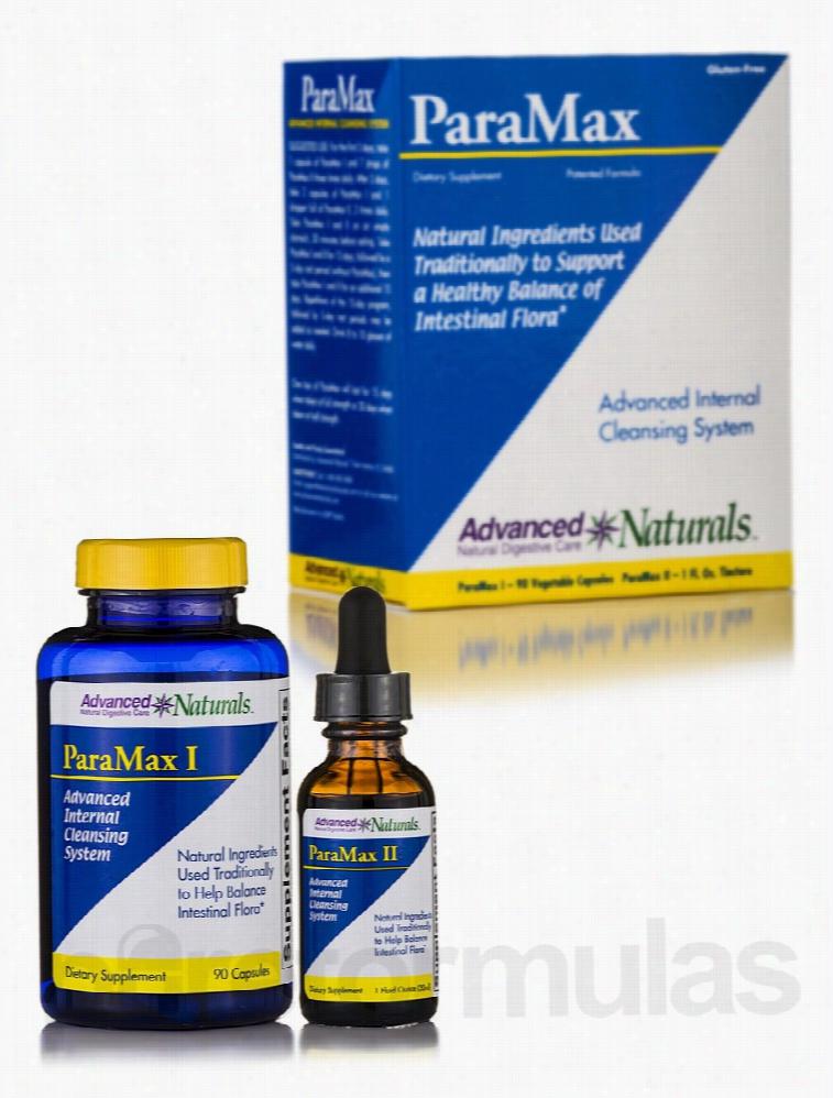 Advanced Naturals Detoxification - ParaMax - 2-Part Kit