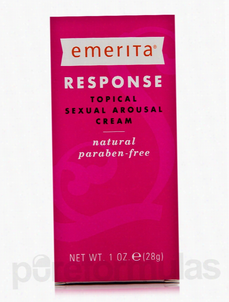 Emerita Sexual Wellness - Response Cream - 1 oz (28 Grams)