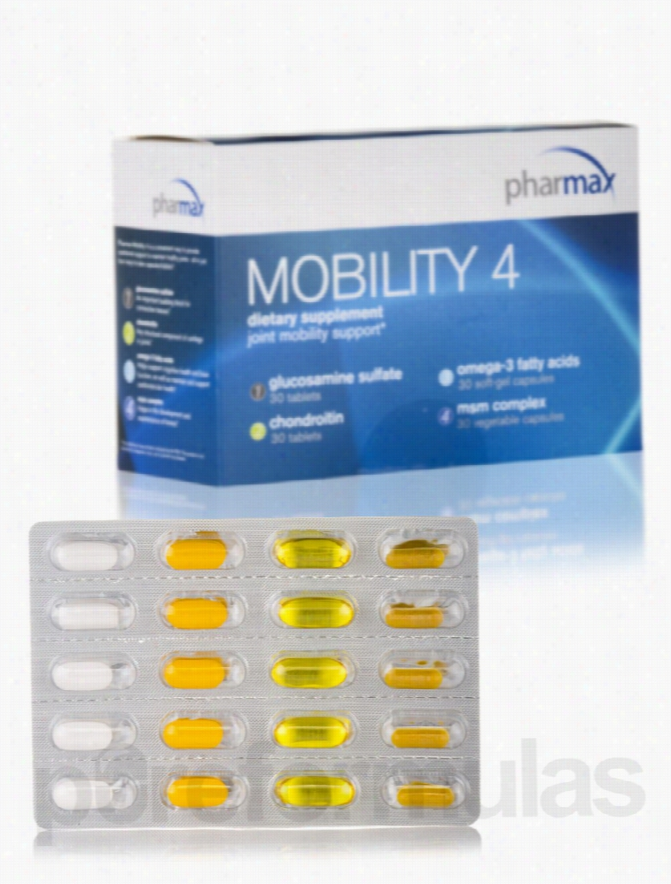 Pharmax Essential Fatty Acids - Mobility 4 - 30 Packets
