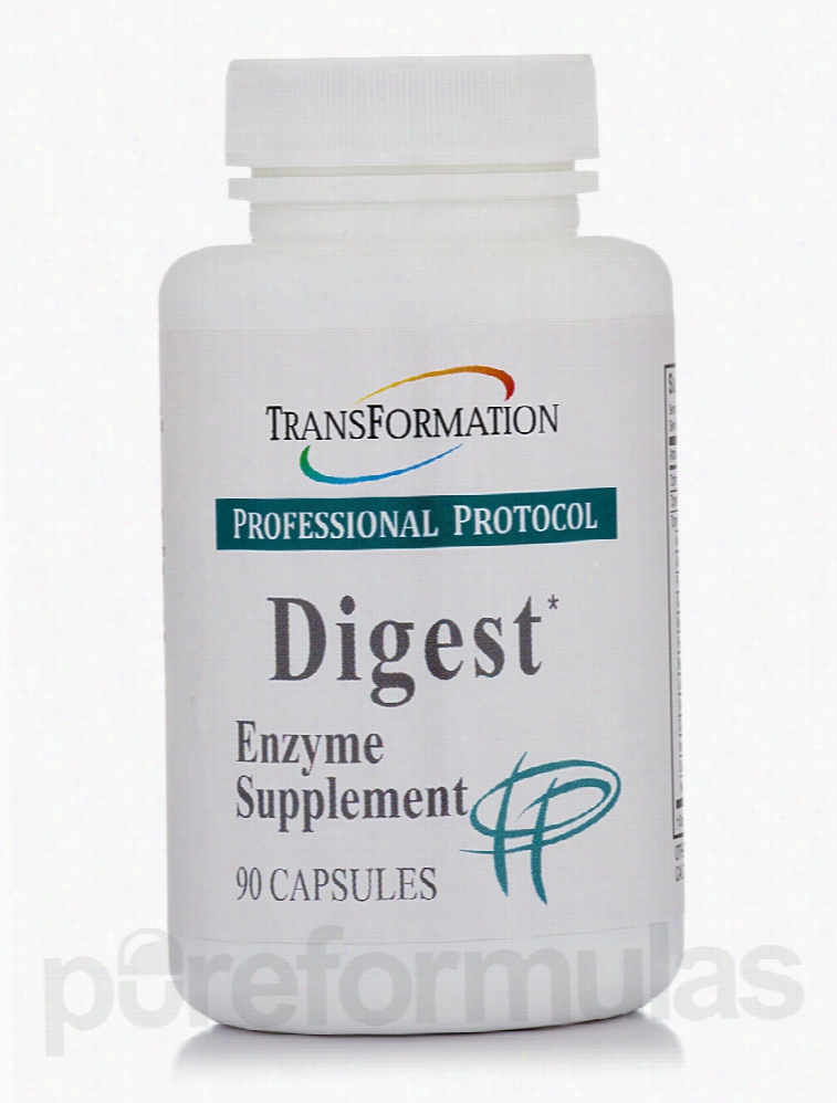Transformation Enzyme Corporation Metabolic Support - Digest - 90