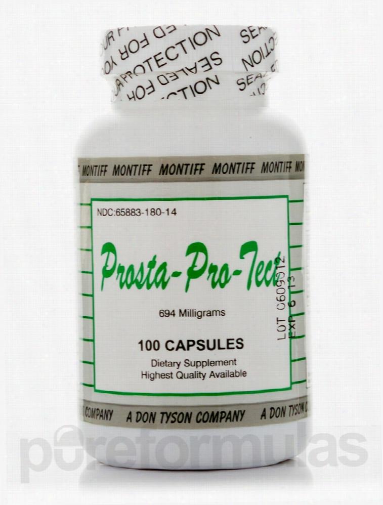 Montiff Men's Health - Prosta-Pro-Tec 694 mg - 100 Capsules