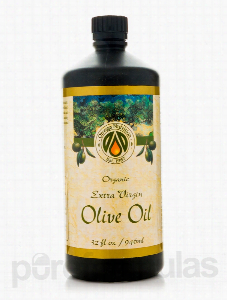 Omega Nutrition Baking and Cooking - Olive Oil - 32 fl. oz (946 ml)