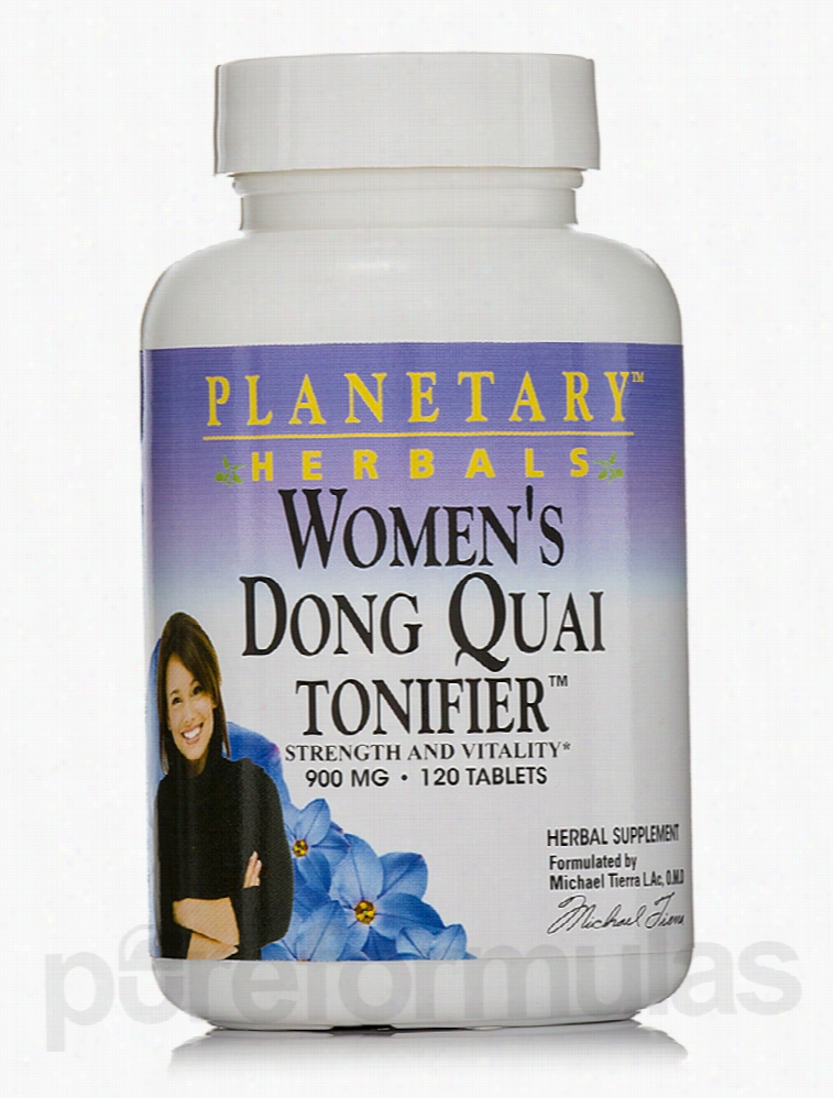Planetary Herbals Herbals/Herbal Extracts - Women's Dong Quai Tonifer