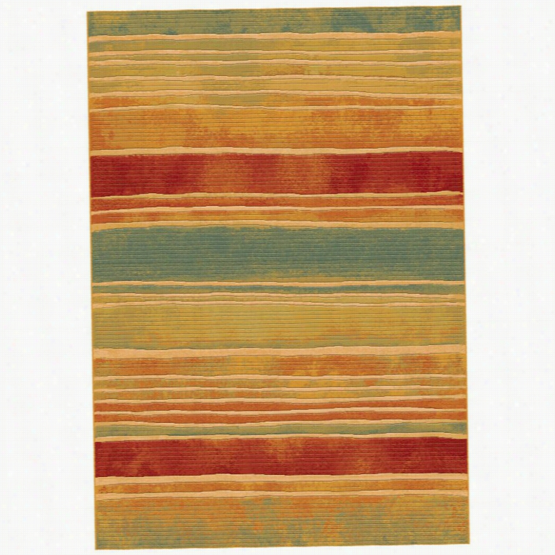 Dynamic Rugs Eclipse Multi 68081 Area Rug, Size: 7.10 x 10.10 ft.
