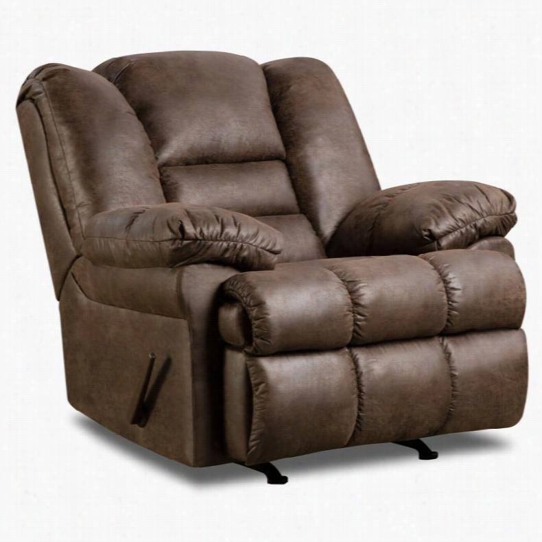 Simmons Lattimer Rocker Recliner